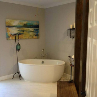 bathroom remodeling contractor in Spanish fort, Alabama